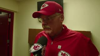 Download Chiefs vs Steelers - Postgame 1 on 1 with Andy Reid Video