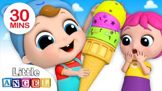 Download Who Wants Ice Cream? | Ice Cream Song | Nursery Rhymes by Little Angel Video