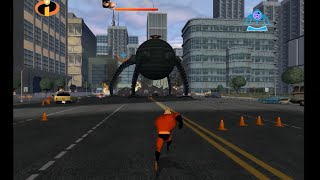 Download The Incredibles Video Game Walkthrough FINAL - Part 18 - Save the World Video
