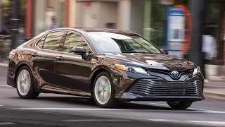 Download 2018 Toyota Camry Hybrid video road test Video