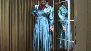 Download Metallic blue 1950s mac Video