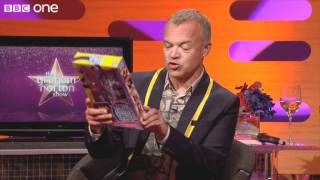 Download Will Smith and Gary Barlow's Action Figures - The Graham Norton Show - Series 11 Episode 6 - BBC One Video