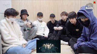 Download [BANGTAN BOMB] BTS 'Black Swan' Art Film Reaction - BTS (방탄소년단) Video