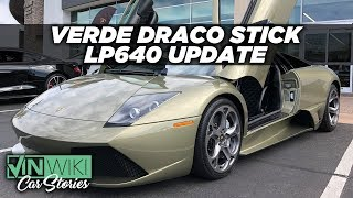 Download My Verde Draco Stick LP640 is [mostly] Done! Video