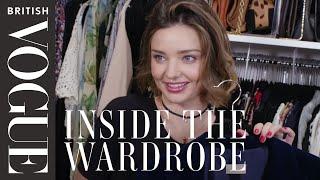 Download Miranda Kerr: Inside the Wardrobe | British Vogue Video