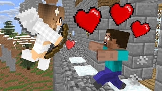 Download Top 3 Love Monster School - Minecraft Animation Video