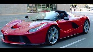 Download LaFerrari Aperta: Best Official Car Commercial Ever? CARJAM TV HD Video