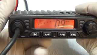 Download #52 CB Radio Lab Test: The world's smallest CB Radio on the Test bench Albrecht AE-6110 Video
