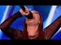 Top List Got Talent 2017 -  Impressionist Jess Robinson BLOWS Judges AWAY | Week 1 | Britain's Got