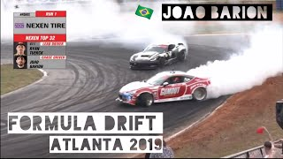 Download JOAO BARION NO FORMULA DRIFT ATLANTA 2019 QUALIFY E BATALHAS Video