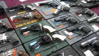 Download Trader Jerry's Guns at The Nation's Gun Show, Chantilly, VA Video