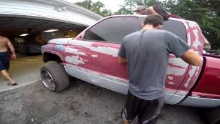 Download Travis' 1999 Dodge Cummins | Paint Job Video