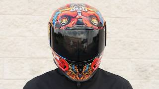 Download Icon Airframe Pro Barong Helmet Overview - GetLowered Video
