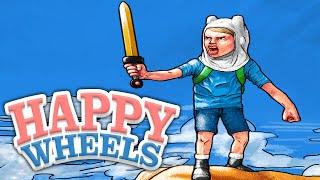 Download Happy Wheels - HORA DE AVENTURA Video