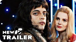 Download Bohemian Rhapsody Trailer (2018) Rami Malek Queen Movie Video