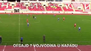 Download Greške na štetu Vojvodine na meču protiv Radničkog (31. 3. 2018) Video