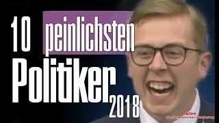 Download TOP 10 : Peinlichste Politiker des Jahres 2018 - Jahresrückblick - Satire afd grüne cdu spd fdp csu Video