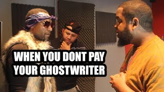 Download WHEN YOU DONT PAY YOUR GHOSTWRITER (2018) Video