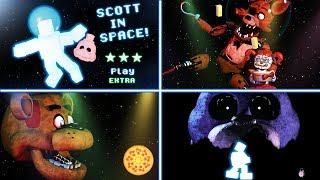 Download SCOTT IN SPACE! - All Endings / Extras / Secrets Video