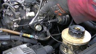 Download Changer une électrovanne d'avance sur pompe à injection diesel Video