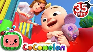 Download Yes Yes Playground Song | +More Nursery Rhymes & Kids Songs - CoCoMelon Video