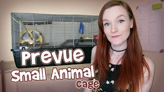 Download Setting up my Syrian Hamster Cage | Prevue 528 Small Animal Cage | UNBOXING! Video