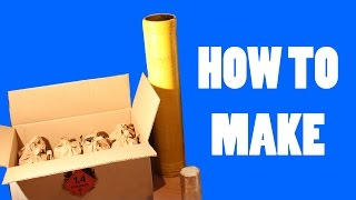 Download HOW TO make 3 inch FIREWORK shell Video