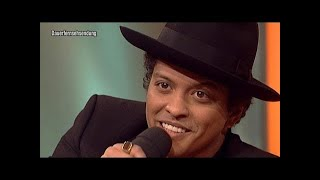 Download Bruno Mars sings Country-Version of Marry You! - TV total Video