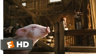 Download Charlotte's Web (3/10) Movie CLIP - Wilbur Meets Charlotte (2006) HD Video