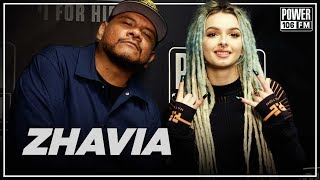 Download Zhavia Ward Finds Success at 17 with Deadpool 2 Soundtrack, Collab with Lil Pump, and more! Video
