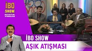 Download Aşık Mahsuni Şerif ile Murat Çobanoğlu'nun Atışması - İbo Show Video