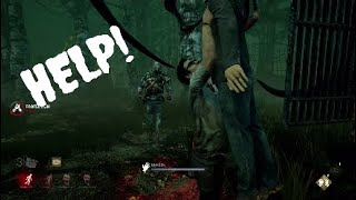 Download IM A HERO! DEAD BY DAYLIGHT FUNNY MOMENTS #1 Video