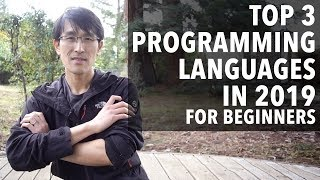Download Top 3 Programming Languages in 2019 (for beginners) Video