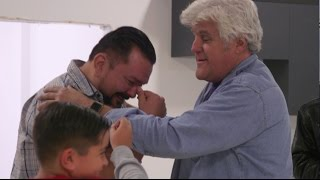 Download Jay Leno Surprises a Deserving Veteran Video