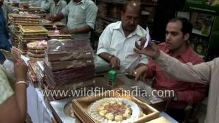 Download Evergreen Sweet House in Green Park is one of the best mithai shops in India Video