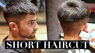 Download Men's Haircut | Short Hairstyle Trend 2017 Video