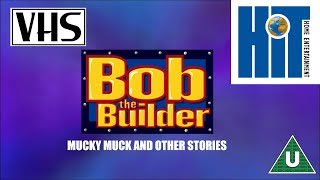 Download Opening to Bob the Builder: Mucky Muck UK VHS (2000) Video
