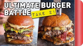 Download THE ULTIMATE BURGER BATTLE - TAKE 2!! Video