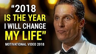 Download Matthew McConaughey's Life Advice Will Change Your Future (MUST WATCH) Motivational Speech 2018 Video