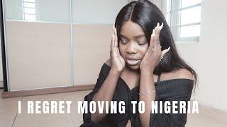 Download I REGRET MOVING TO NIGERIA || 9 months later Video