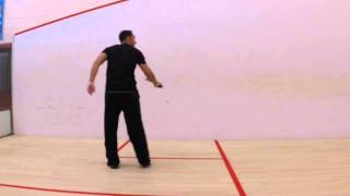 Download How to play a backhand drive - FREE squash coaching tip by PDHSports Video