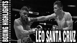 Download Leo Santa Cruz Highlights HD Video