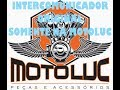 Download Intercomunicador para capacete moto Vnetphone EJEAS V6 1200 metros MOTOLUC Video