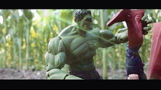 Download Avengers VS Superman Batman ( Director Cut Figures Marvel DC ) Video