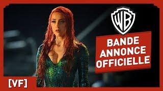Download Aquaman - Bande Annonce Officielle (VF) - Jason Momoa / Amber Heard Video