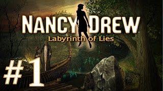 Download Nancy Drew: Labyrinth of Lies Walkthrough part 1 Video