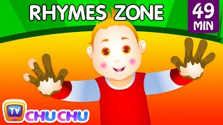 Download Johny Johny Yes Papa | Popular Nursery Rhymes Playlist for Children | ChuChu TV Rhymes Zone For Kids Video