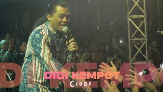 Download Didi Kempot - Cidro, Live at (FIB UGM) Video