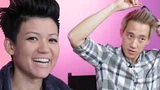 Download Best Friends Swap Hair Routines • Jen And Steven Video