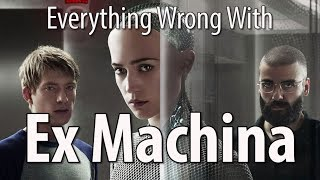 Download Everything Wrong With Ex Machina 11 Minutes Or Less Video